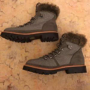 Report Furry Combat Boots